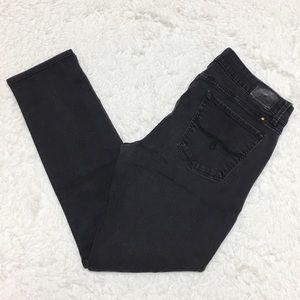 Lucky Brand Black Lolita Skinny Jeans 10B